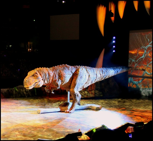 Review: Walking with Dinosaurs