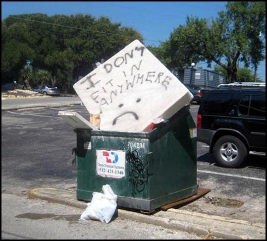 dumpster-mattress